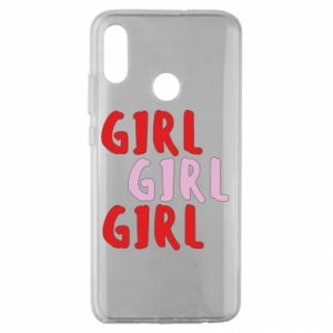 Etui na Huawei Honor 10 Lite Girl girl girl