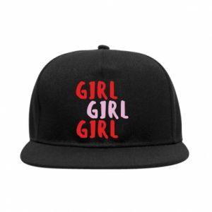 Snapback Girl girl girl