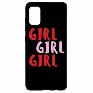 Etui na Samsung A41 Girl girl girl