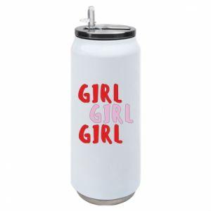 Puszka termiczna Girl girl girl