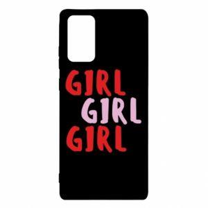 Etui na Samsung Note 20 Girl girl girl