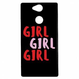 Etui na Sony Xperia XA2 Girl girl girl