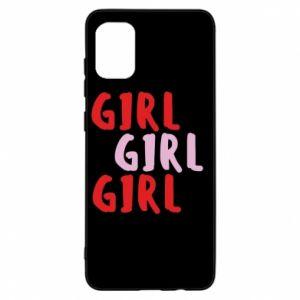 Etui na Samsung A31 Girl girl girl