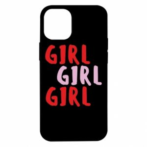 Etui na iPhone 12 Mini Girl girl girl