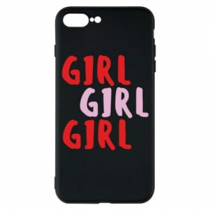 Phone case for iPhone 7 Plus Girl girl girl