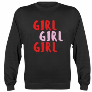 Sweatshirt Girl girl girl