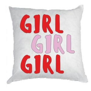 Pillow Girl girl girl