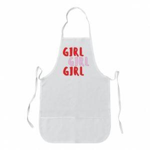Fartuch Girl girl girl