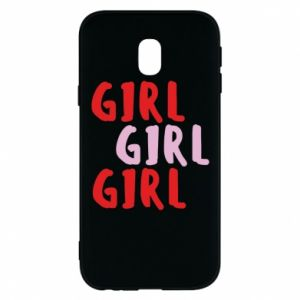 Phone case for Samsung J3 2017 Girl girl girl