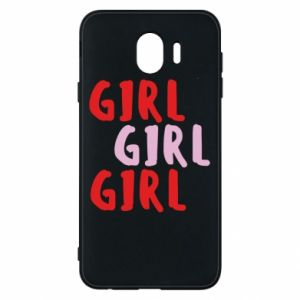 Phone case for Samsung J4 Girl girl girl