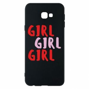 Phone case for Samsung J4 Plus 2018 Girl girl girl