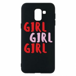 Phone case for Samsung J6 Girl girl girl