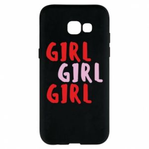 Phone case for Samsung A5 2017 Girl girl girl