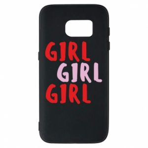 Phone case for Samsung S7 Girl girl girl