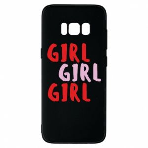 Phone case for Samsung S8 Girl girl girl