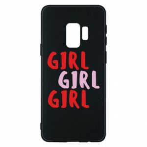 Phone case for Samsung S9 Girl girl girl
