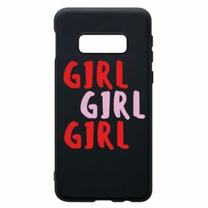 Phone case for Samsung S10e Girl girl girl