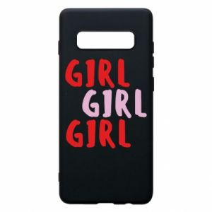 Phone case for Samsung S10+ Girl girl girl