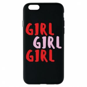 Phone case for iPhone 6/6S Girl girl girl