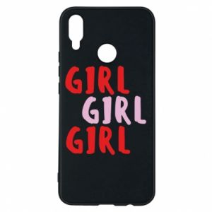 Phone case for Huawei P Smart Plus Girl girl girl