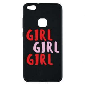 Phone case for Huawei P10 Lite Girl girl girl