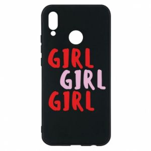Phone case for Huawei P20 Lite Girl girl girl