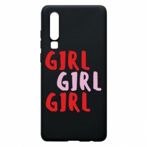 Phone case for Huawei P30 Girl girl girl