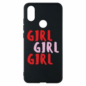 Phone case for Xiaomi Mi A2 Girl girl girl