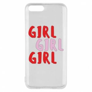 Phone case for Xiaomi Mi6 Girl girl girl