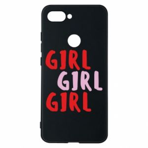Phone case for Xiaomi Mi8 Lite Girl girl girl