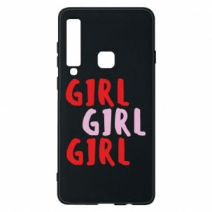 Phone case for Samsung A9 2018 Girl girl girl