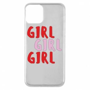 Phone case for iPhone 11 Girl girl girl