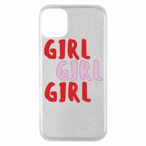 Phone case for iPhone 11 Pro Girl girl girl