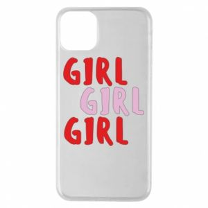 Phone case for iPhone 11 Pro Max Girl girl girl