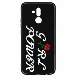 Etui na Huawei Mate 20 Lite Girl power rose