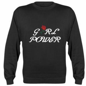 Bluza Girl power rose