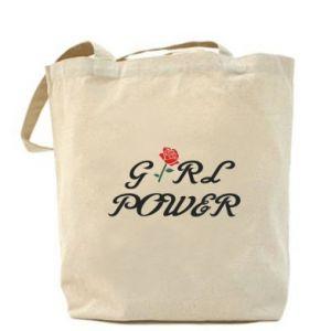 Torba Girl power rose