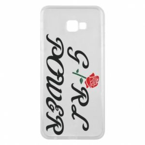 Etui na Samsung J4 Plus 2018 Girl power rose