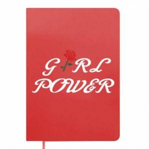 Notes Girl power rose