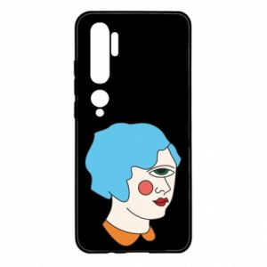 Etui na Xiaomi Mi Note 10 Girl with one eye