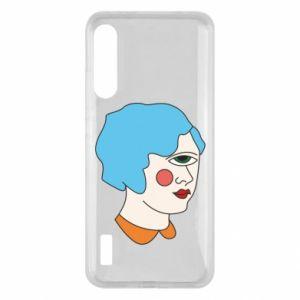 Etui na Xiaomi Mi A3 Girl with one eye