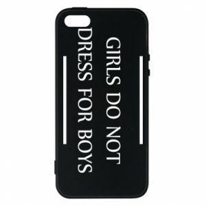 Etui na iPhone 5/5S/SE Girls do not dress for boys