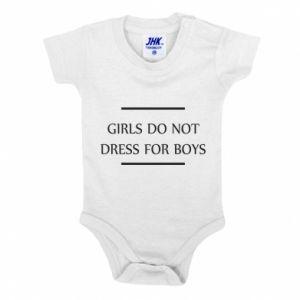 Body dla dzieci Girls do not dress for boys