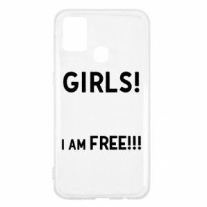 Etui na Samsung M31 Girls I am free
