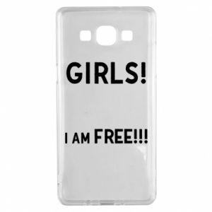 Etui na Samsung A5 2015 Girls I am free