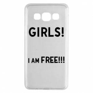 Etui na Samsung A3 2015 Girls I am free