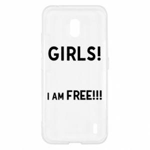 Etui na Nokia 2.2 Girls I am free