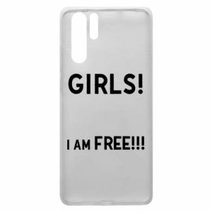 Etui na Huawei P30 Pro Girls I am free