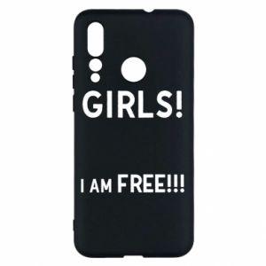 Etui na Huawei Nova 4 Girls I am free