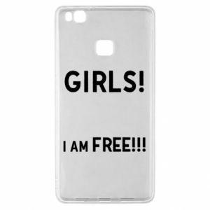 Etui na Huawei P9 Lite Girls I am free